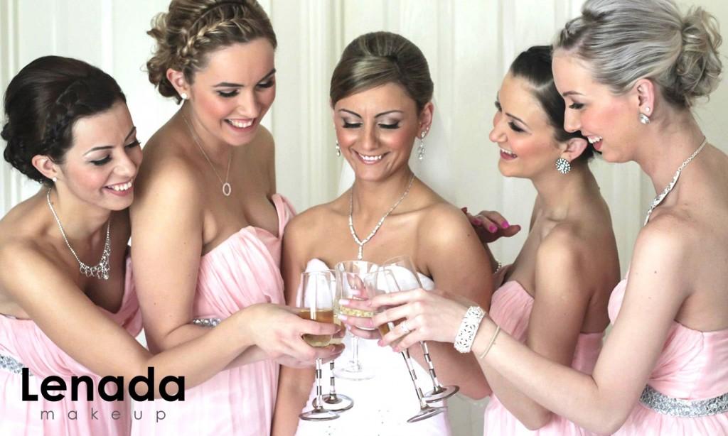 Wedding Makeup Artist Melbourne mobile